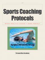 Swimming coaching